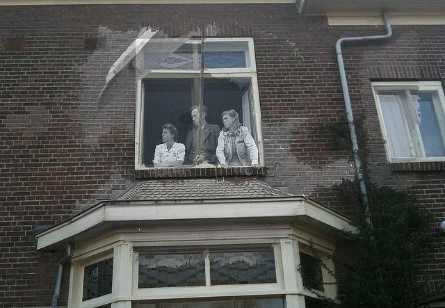 阿姆斯特丹的亡靈