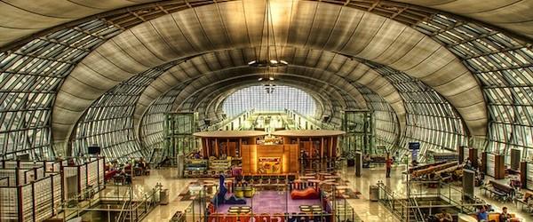 新曼谷機場