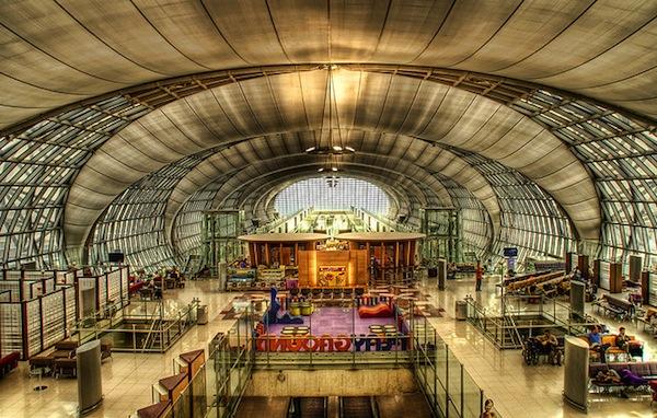 40張如夢似幻的亞洲機場HDR照片(上)