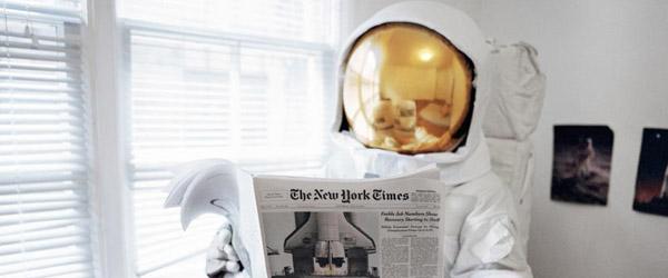 太空人之死