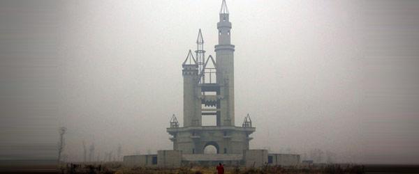 中國廢棄迪士尼