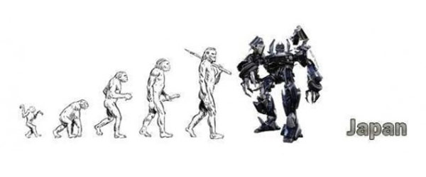 各國人類進化