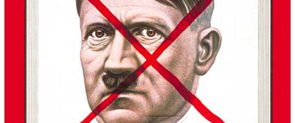 歷年以希特勒為封面的時代雜誌收集 1931-1945