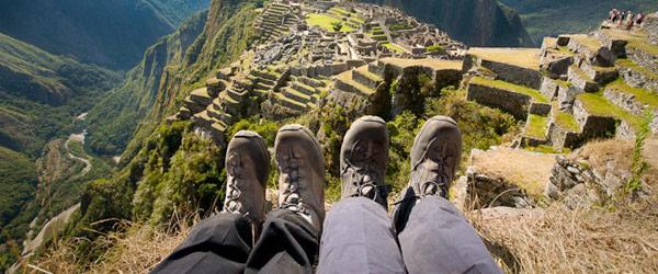 愛旅行的雙腳