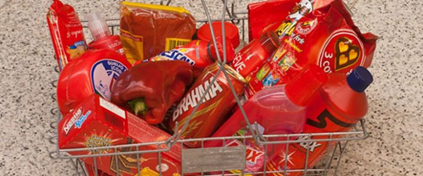 超市強迫症