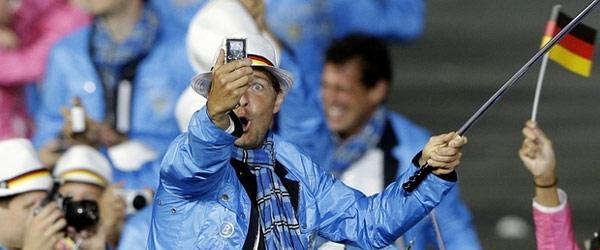 奧運手機秀