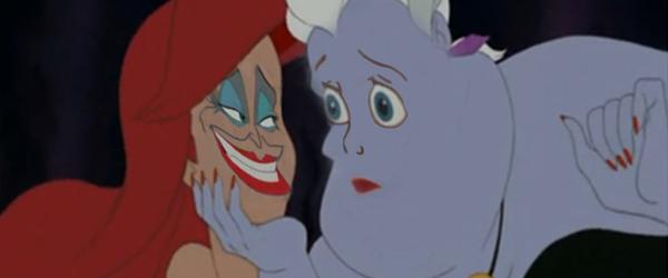 迪士尼換臉