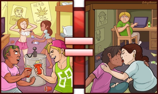 A片vs現實生活1
