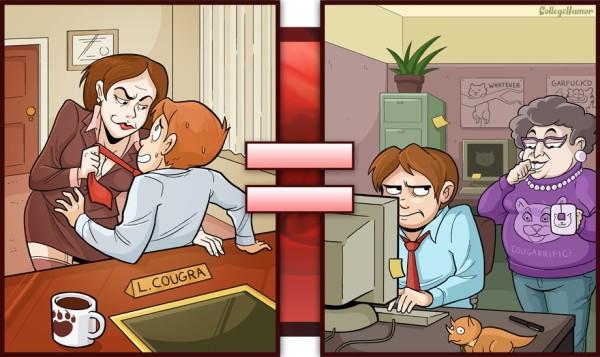 A片vs現實生活4