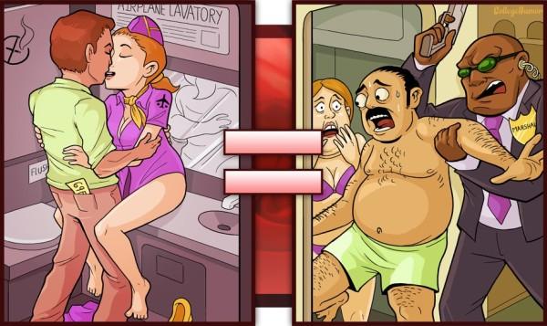 A片vs現實生活5