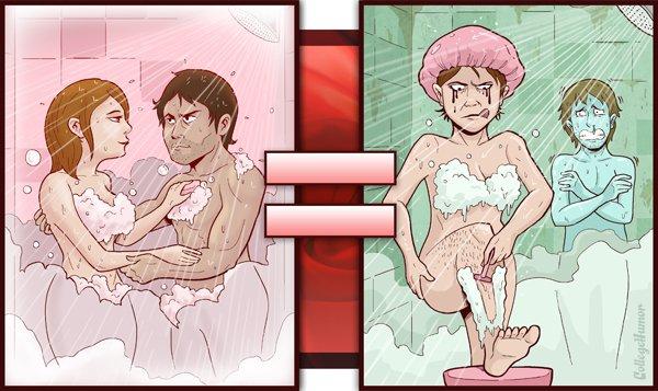 A片vs現實生活7
