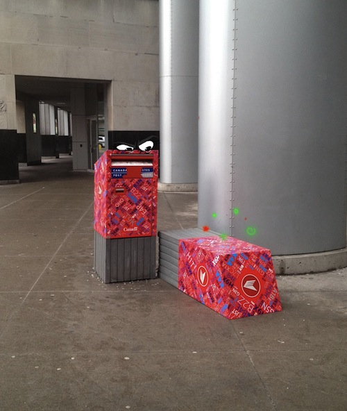 可愛清新的電玩街頭藝術12