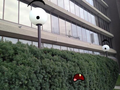 可愛清新的電玩街頭藝術6