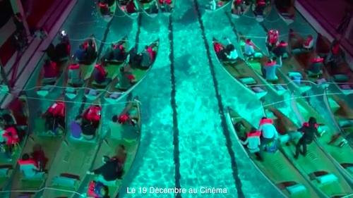 在巴黎,在電影院裡搭船看《少年pi》只是剛好而已3