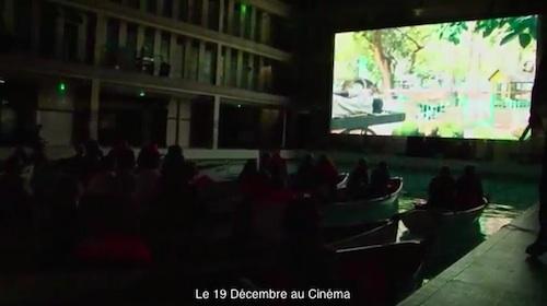 在巴黎,在電影院裡搭船看《少年pi》只是剛好而已4