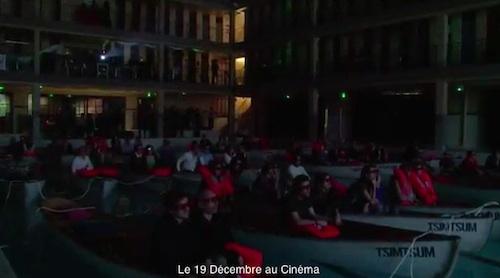 在巴黎,在電影院裡搭船看《少年pi》只是剛好而已5