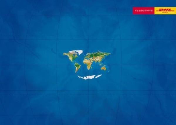 老外看世界!40張創意世界地圖28