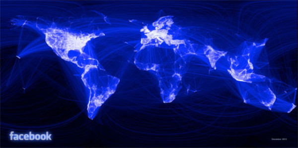 老外看世界!40張創意世界地圖31