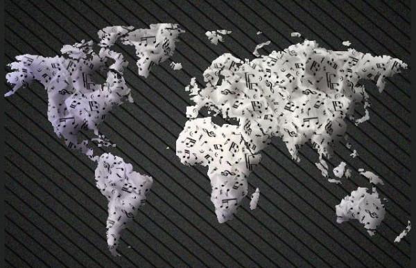 老外看世界!40張創意世界地圖33