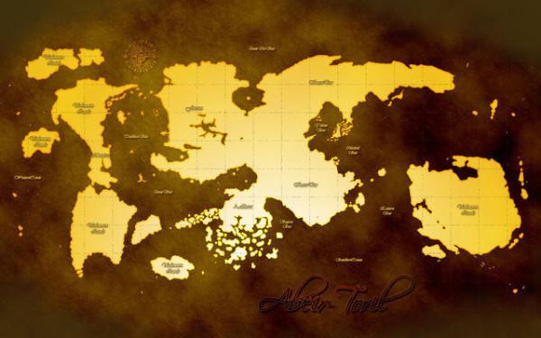 老外看世界!40張創意世界地圖38
