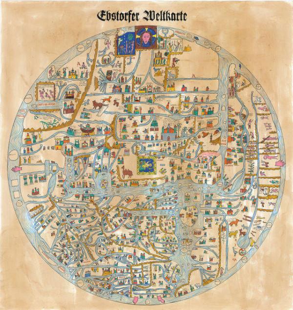 老外看世界!40張創意世界地圖6