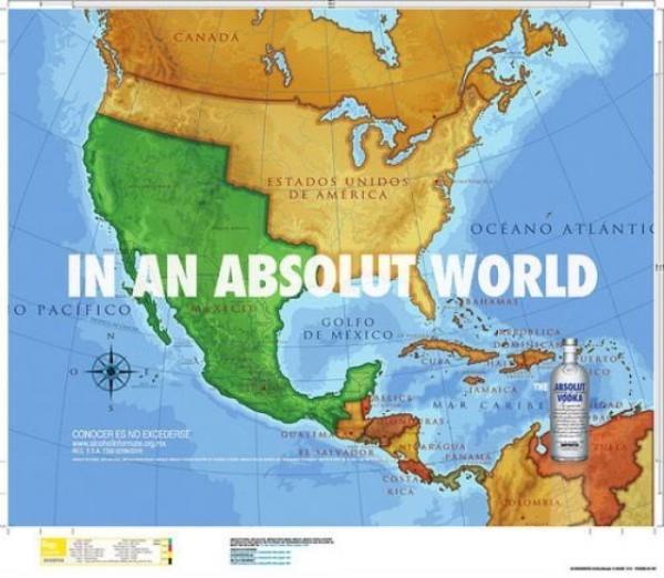 老外看世界!40張創意世界地圖8