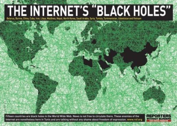 老外看世界!40張創意世界地圖9