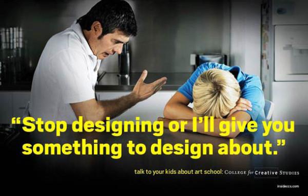 再不好好讀書,小心以後去當設計師7