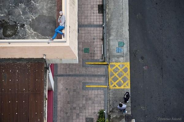 壓扁成2D遊戲的香港5
