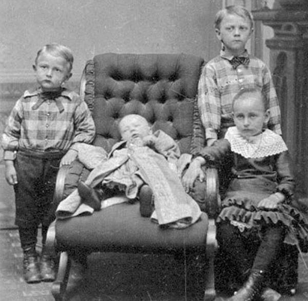維多利亞時代的唯美屍體照3