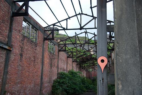 Google地圖指引小小鳥兒回家6