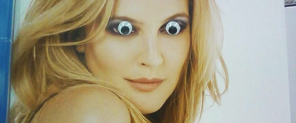 事實證明,玩具眼睛讓世界更美好