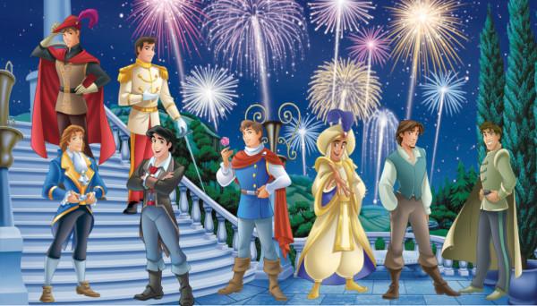 你知道迪士尼公主的真實年齡嗎?2
