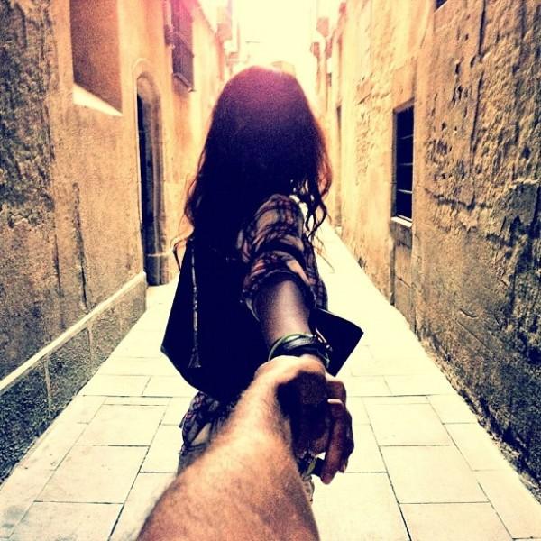 永遠追隨你!創意又浪漫的旅行照片2