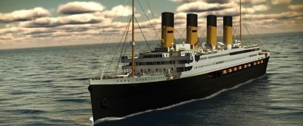 鐵達尼號2的設計