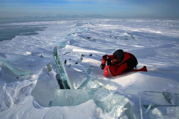 雪中寶石!冰湖的華麗奇觀3