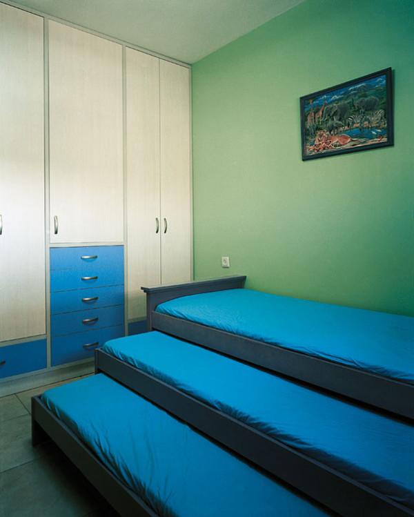 各國小孩與他們睡覺的地方14