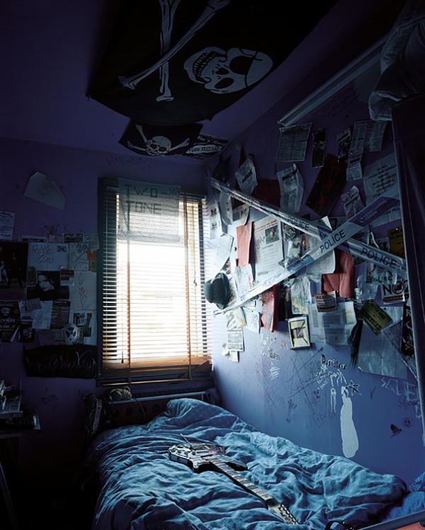 各國小孩與他們睡覺的地方26