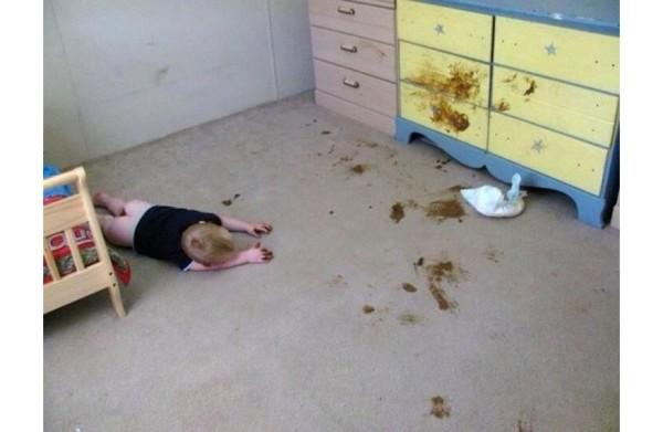 回馬槍!孩子讓父母哭哭的原因7