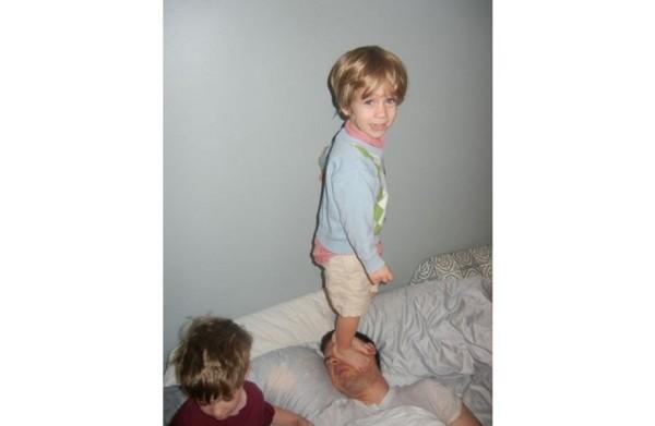 回馬槍!孩子讓父母哭哭的原因8