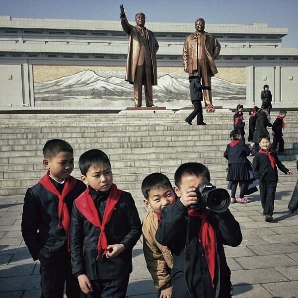 大揭密!從Instagram看北韓人的真實生活1