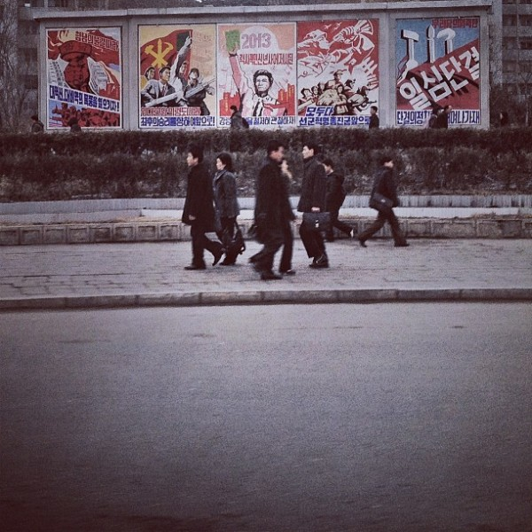 大揭密!從Instagram看北韓人的真實生活11