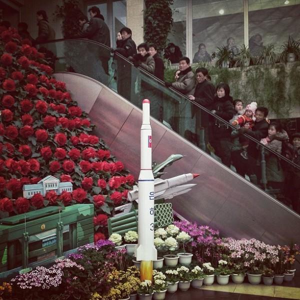 大揭密!從Instagram看北韓人的真實生活3