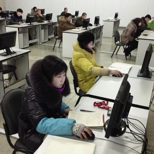 大揭密!從Instagram看北韓人的真實生活8