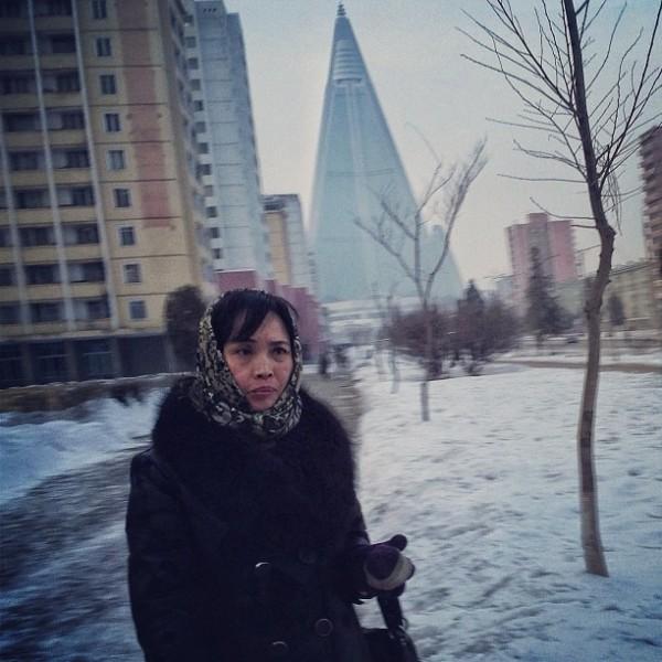 大揭密!從Instagram看北韓人的真實生活9