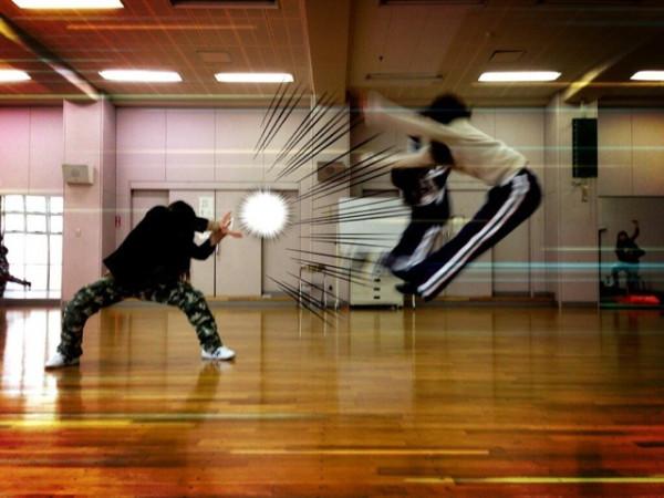 日本女學生帶頭!七龍珠氣功照引領風潮12