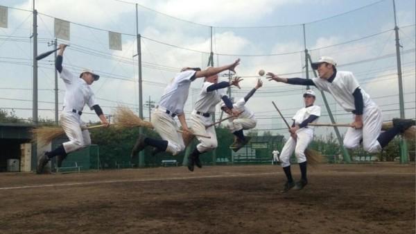 日本麻瓜掀起拍「魁地騎照」風潮1