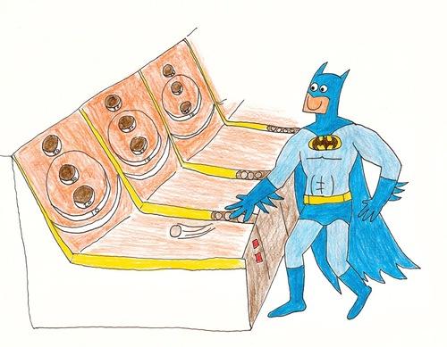 蝙蝠俠好開心!11