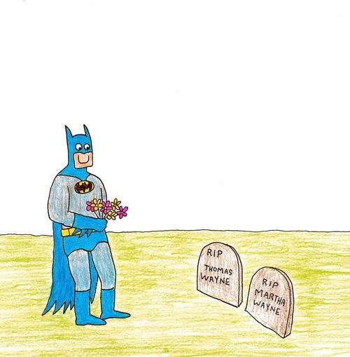 蝙蝠俠好開心!14
