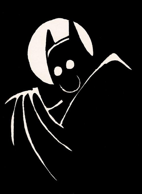 蝙蝠俠好開心!8